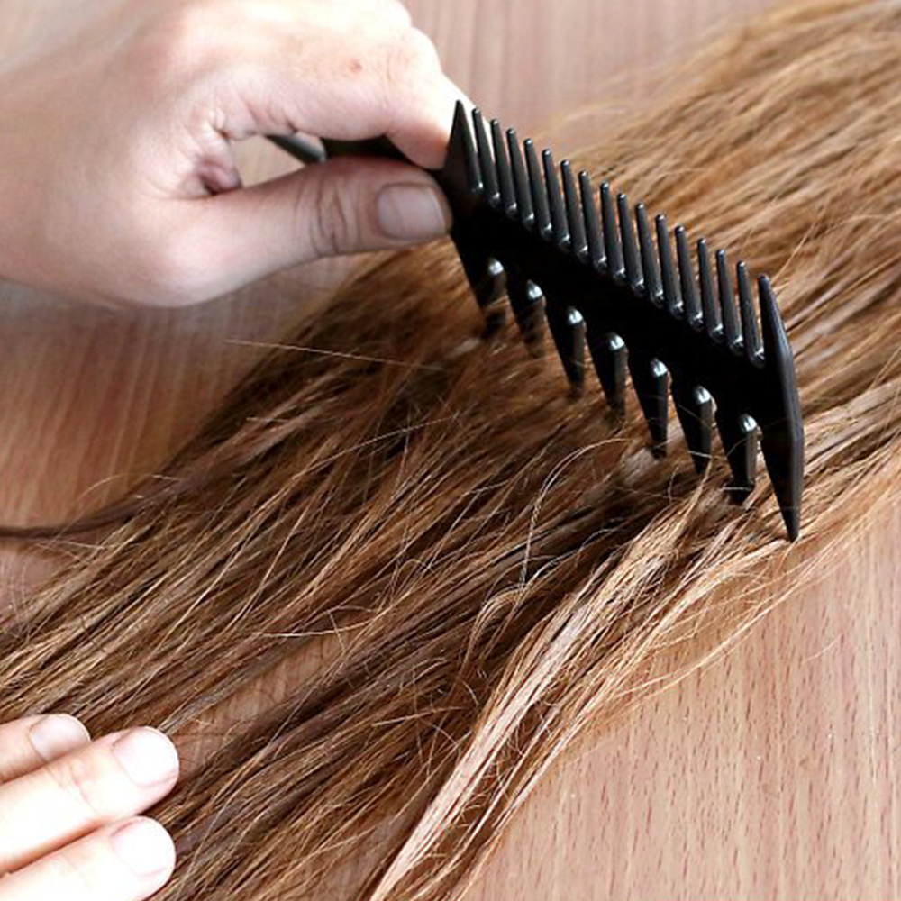 Brush Your Hair Extensions Every Day