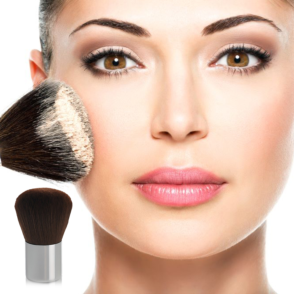 How To Apply Powder-Mineral Foundation