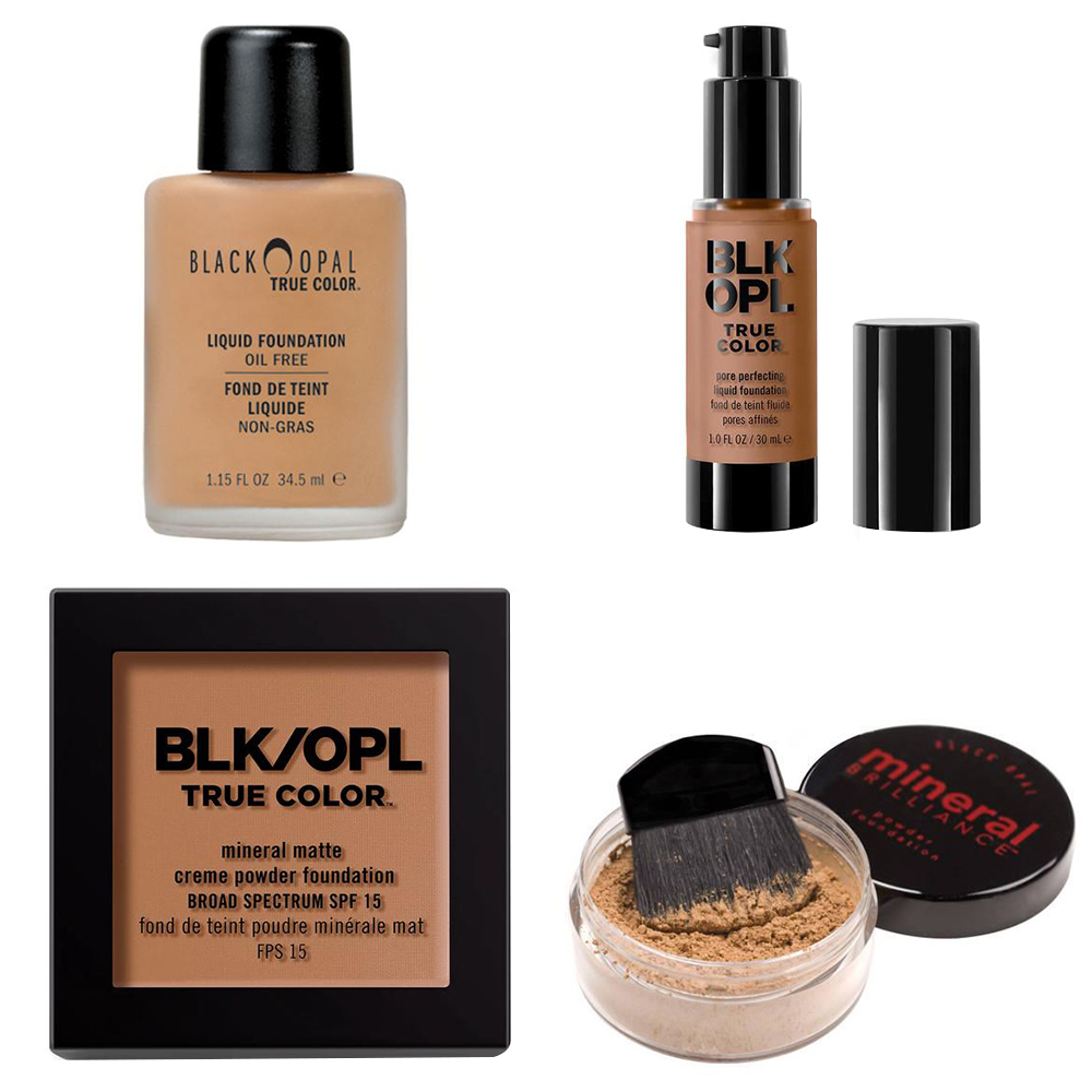 Different Types of Foundation That Steals Your Heart Away