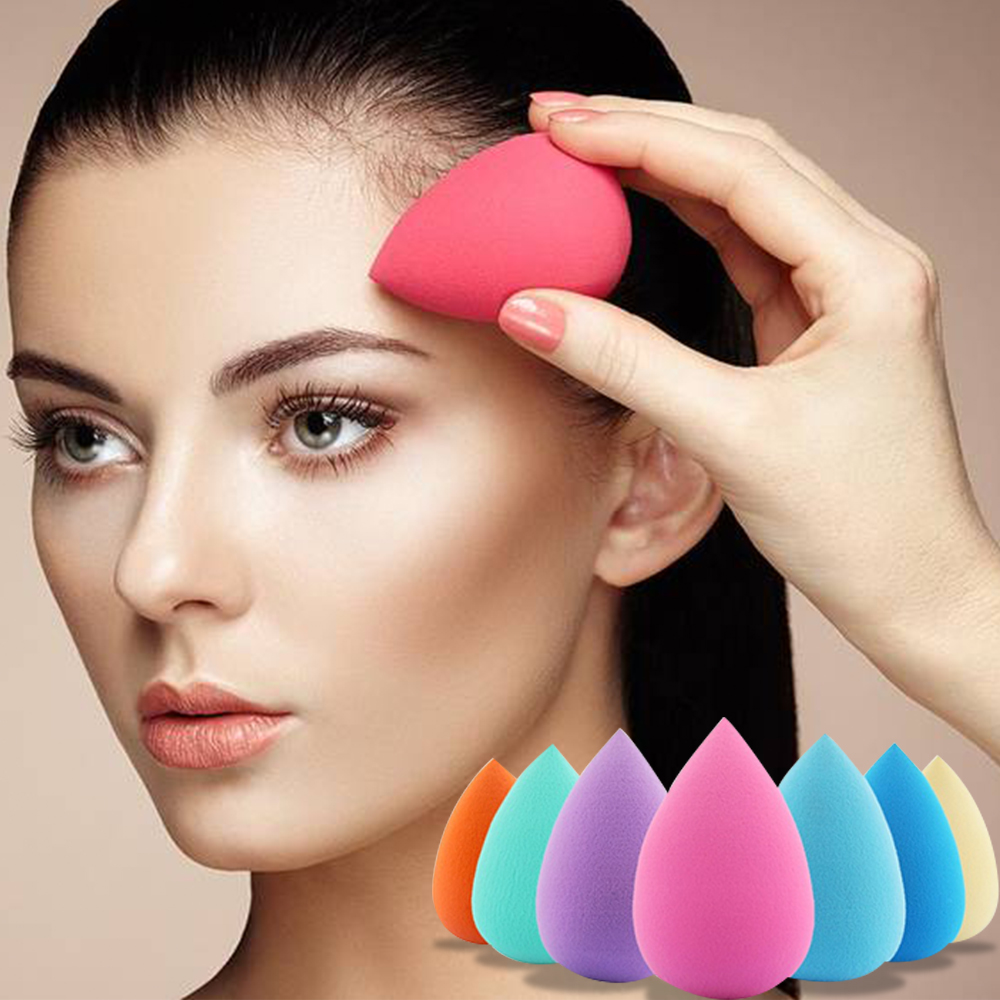How To Apply Liquid/Cream Foundation On Face Step By Step?