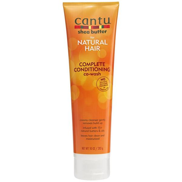 cantu complete conditioner co wash
