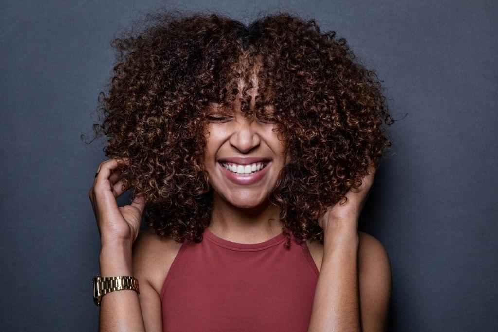 4c curly hair