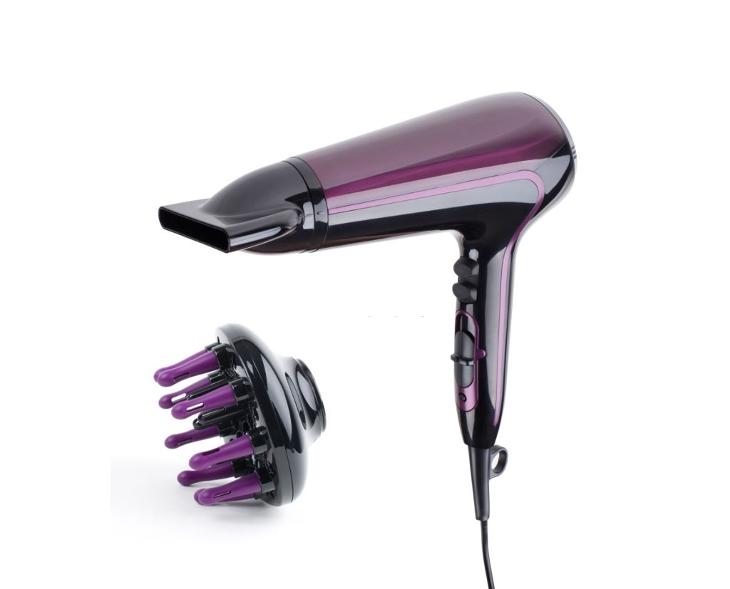 Blow-dry your hair