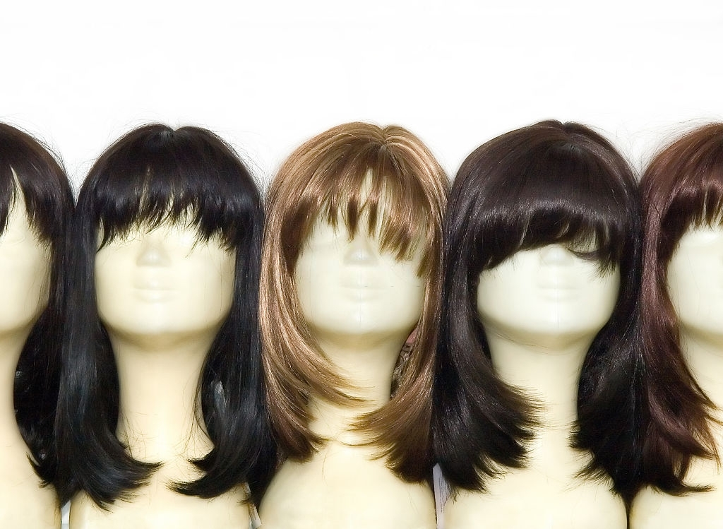 How often should you wash a synthetic wig