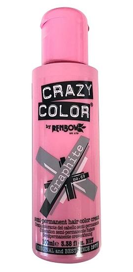 Crazy Color Semi-Permanent Hair Color Cream-1