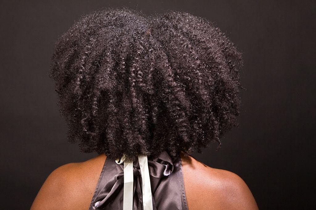 LOC Method for 4C Natural hair