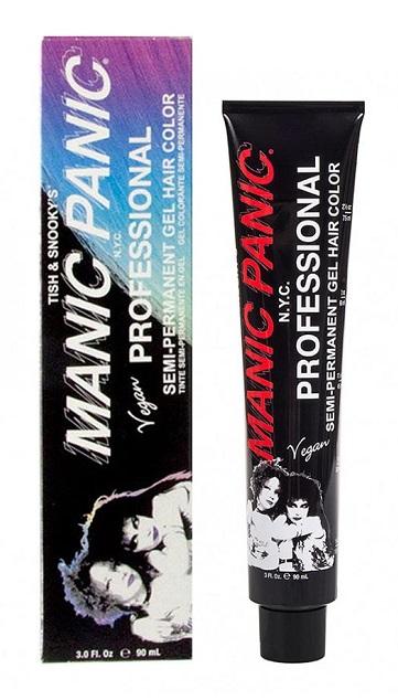 Manic Panic Professional Semi-Permanent Hair Colours