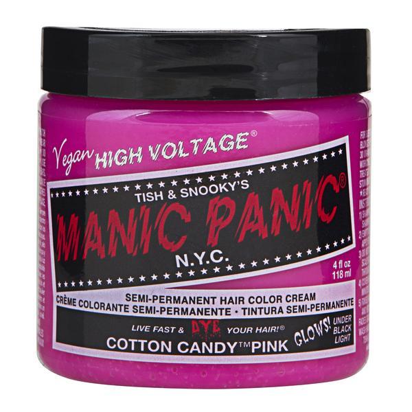 Manic Panic High Voltage Semi-Permanent Hair Colours (Best Pink Hair Dye)