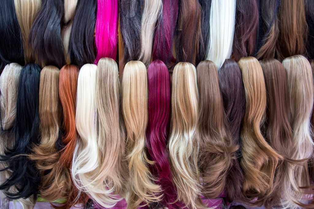 Best Ways To Change Your Hair Colour For Halloween - Gel