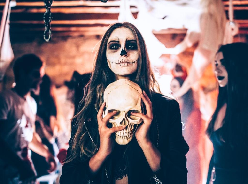 vampy halloween - Halloween Hair Colour Ideas