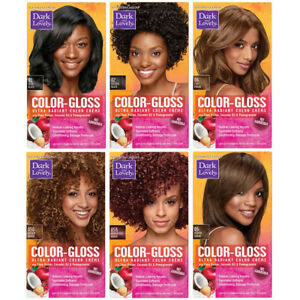 Dark and Lovely Color Gloss Ultra radiant colour Creme