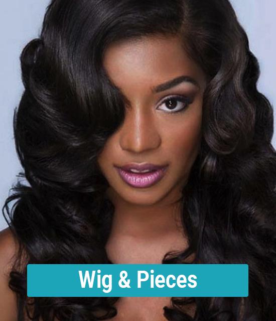 Wig & Pieces