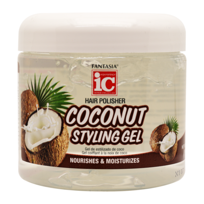 Ic Fantasia Coconut Oil Styling Gel