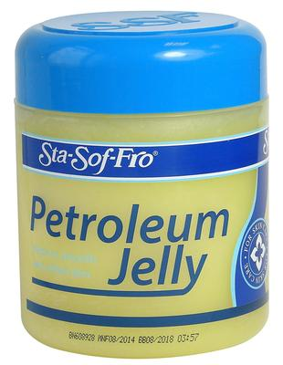 Sta Sof Fro Petroleum Jelly Yellow