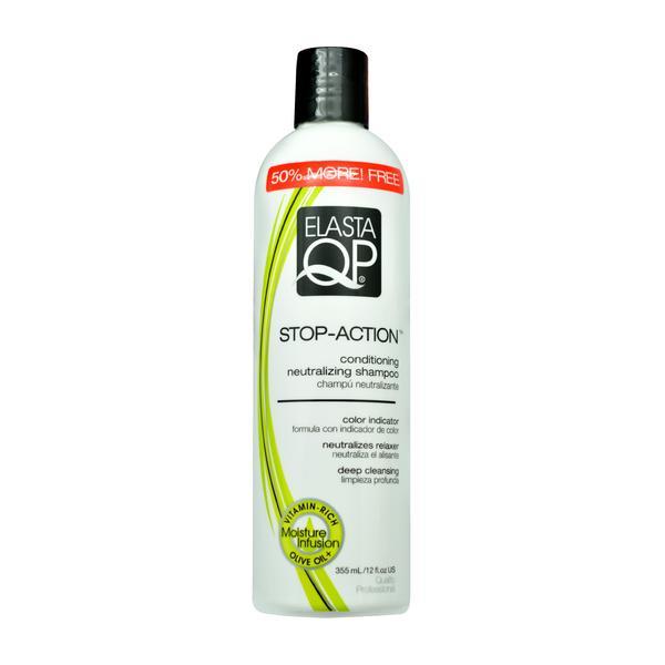 Elasta Qp Stop Action Shampoo