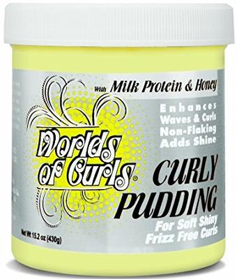 World Of Curls Pudding