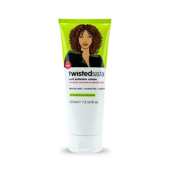 Twisted Sista Curl Activator Crème