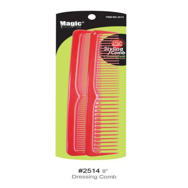 Magic Collection Styling & Dressing Comb Set – 2514