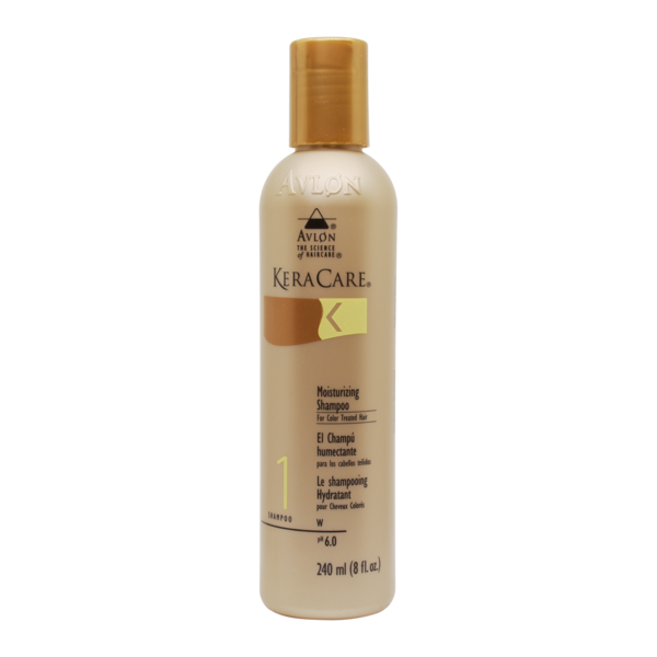 Keracare Moisturizing Shampoo For Color Treated Hair