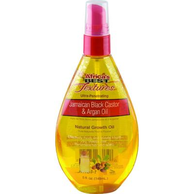 Africa's Best Textures Jamaican Black Castor Natural Growth Oil