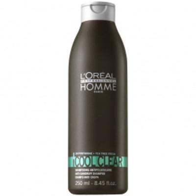 Loreal Homme Cool Clear Shampoo
