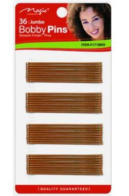 Magic Collection 36 Jumbo Bobby Pins - 171bro