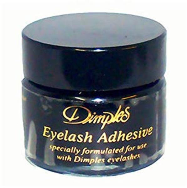Dimple Eyelash Adhesive Pot