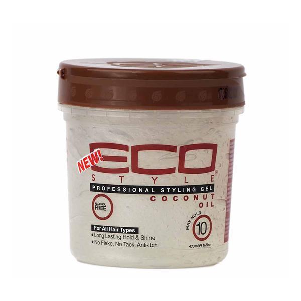 Eco Styler Coconut Oil Gel 8oz