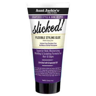 Aunt Jackie's Grapeseed Slicked Flexible Styling Glue