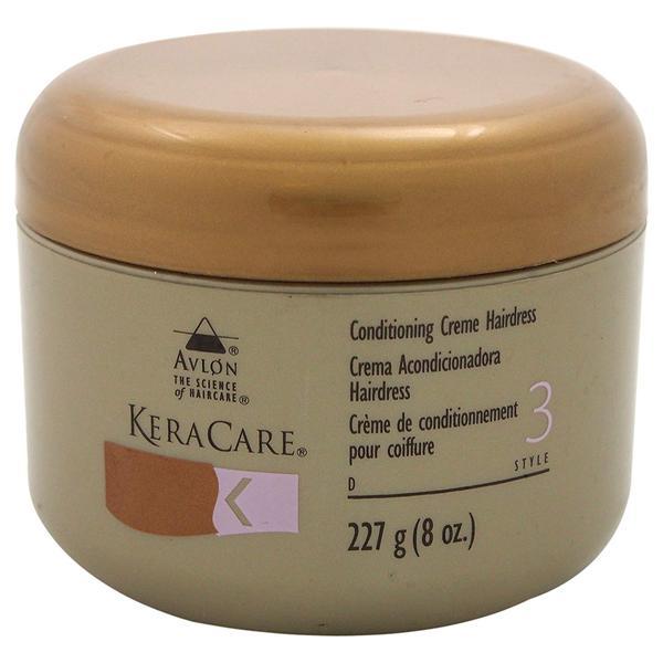 Keracare Conditioning Creme Hairdress 8oz