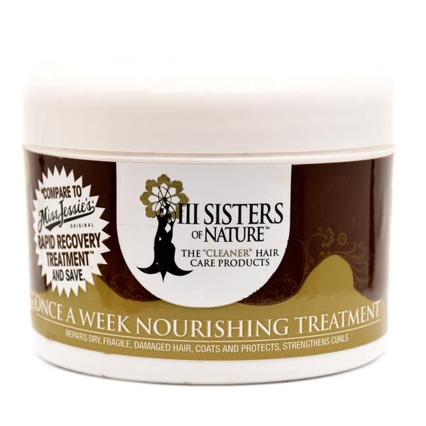 III Sisters Once A Week Nourishing Treatment