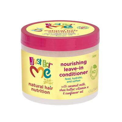 Just For Me Natural Hair Nutrition Leave In Conditioning Cream