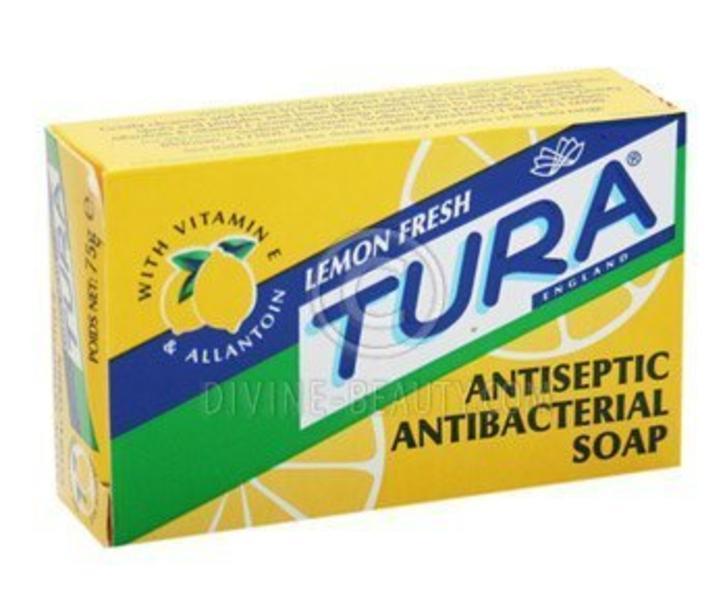 Tura Lemon Soap (pack Of 3)