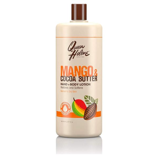 Queen Helene Mango & Cocoa Butter Hand & Body Lotion