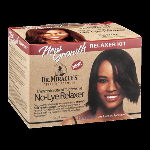 Dr Miracles No Lye Relaxer Kit