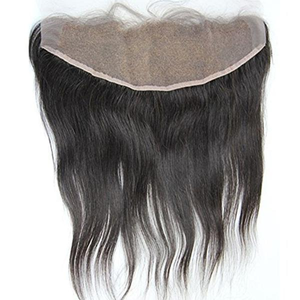 """Luscious Soul Passion Brazilian 13"""" X 4"""" Ear To Ear Straight Frontal Closure"""