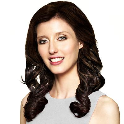 Sleek Hair Couture Synthetic Half Wigs Blossom