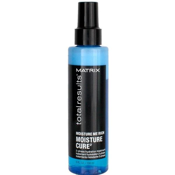 Matrix Total Results Moisture Me Rich Moisture Cure