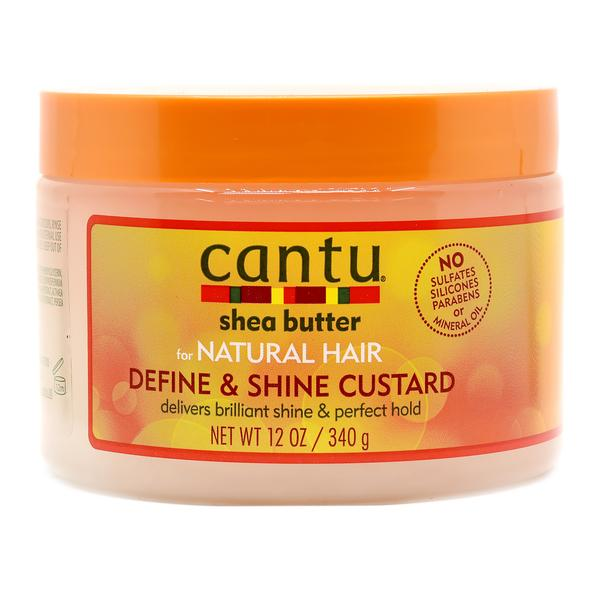 cantu define and shine custard