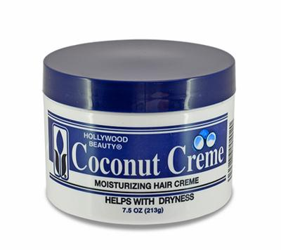 Hollywood Beauty Coconut Creme