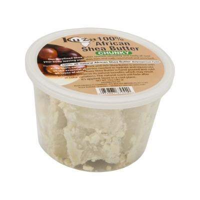 Kuza 100% African Shea Butter White Chunky