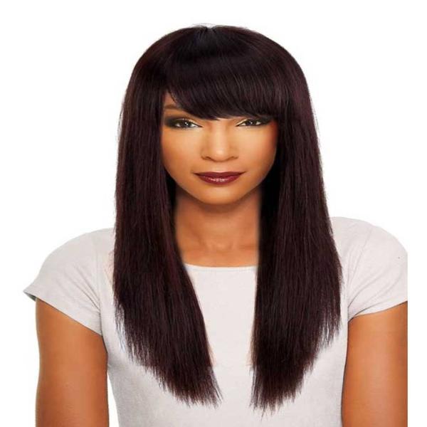 Sleek Spotlight Human Hair Lace Wig Lotus