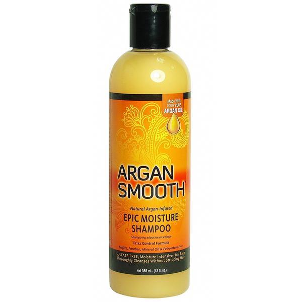Argan Smooth Epic Moisture Shampoo
