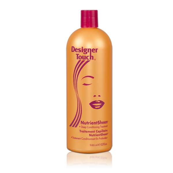 Designer Touch Nutrient Sheen Deep Conditioning Treatment