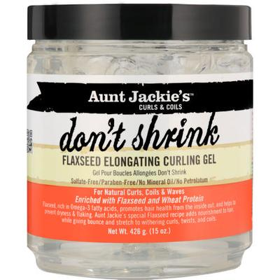 Aunt Jackie's Don't Shrink Elongating Flaxseed Gel