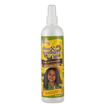 Sof N' Free N' Pretty Olive & Sunflower Oil Leave In Detangler