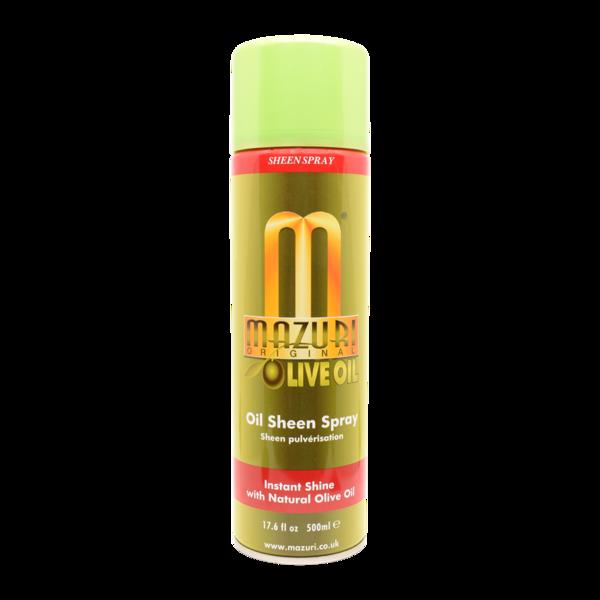 Mazuri Olive Oil Sheen Spray