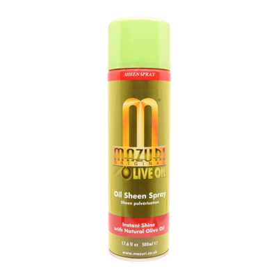 Mazuri Olive Oil Sheen Spray