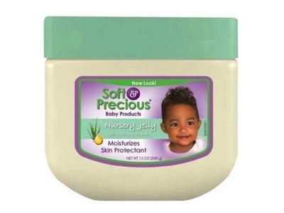 Soft And Precious Vitamin And Aloe Nursery Jelly