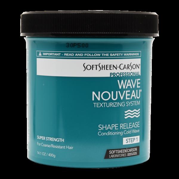 Wave Nouveau Shape Release- Phase I (resistant/coarse)